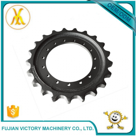 Hitachi EX60 excavator sprocket